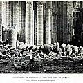 <b>Soissons</b>, ville martyre