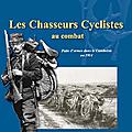 Les chasseurs cyclistes au combat