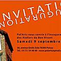 Invitation inauguration!!!!