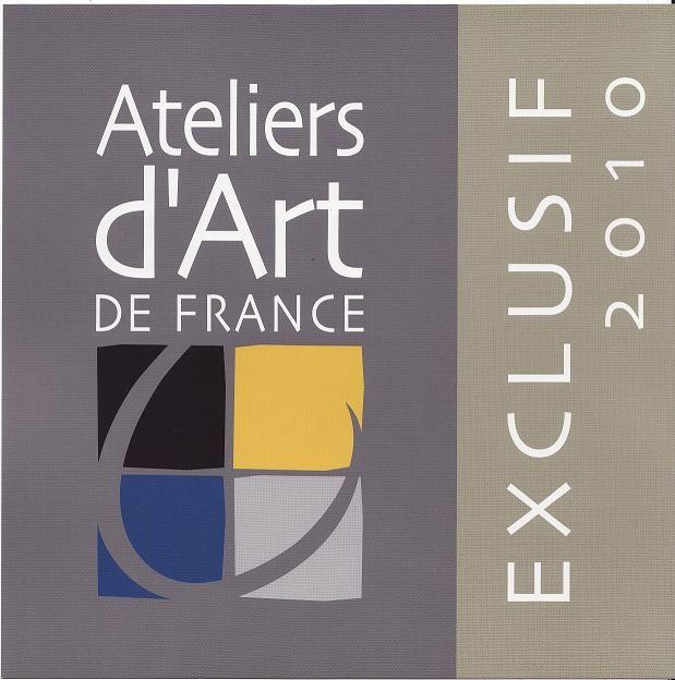 Atelier d'art de France en 2010