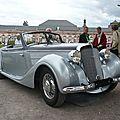 <b>HORCH</b> 930V roadster 1938