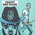 Villard & Chauzy.La guitare de <b>Bo</b> <b>Diddley</b>.