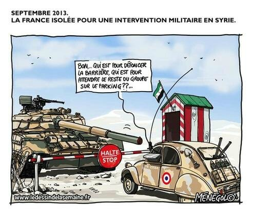 hollande syrie ps