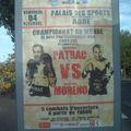 <b>Championnat</b> du <b>monde</b> de boxe à Agde...