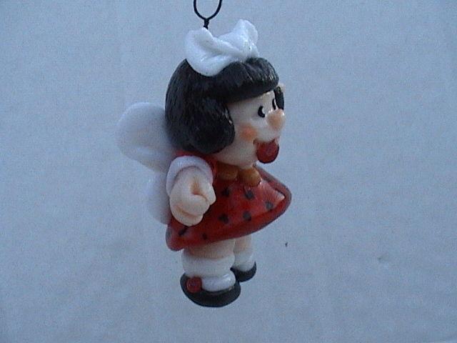 Mini fée Mafalda vue profil