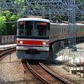 Tôkyû 3000 (3012) since 1999, Tôyoko line, Tamagawa eki