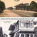 Carte de Julie Proutaux à Philippe, <b>Courbevoie</b>, 20 mai 1937