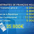 ps hollande retraite