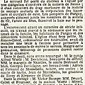 1905 31 juillet : obsèques d'edouard werlé fils