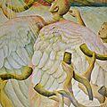 Apocalypse chapter 8: 1-6 silence dans les cieux pour une demi heure