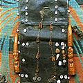 Porte feuille mystique et magique du maître marabout voyant, le sorcier africain assou du bénin
