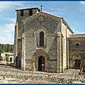 Montcaret : site gallo-romain 2/2 (24 dordogne)