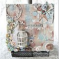 Mon nouvel amour ... le <b>Mixed</b> <b>Media</b> shabby chic ! ...