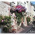veules les roses village