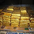 Purchase and sale of 24-carat <b>gold</b> ingots