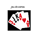 Dieu dans les cartes, fallait y penser...God in the cards, had to think...