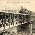 Le pont des gilets ( 24 dordogne)