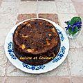 Pudding de brioche caramélisé comme un canelé