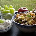 Variation autour du riz frit (la suite !)