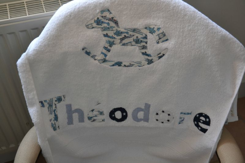 serviette théodore