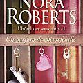 L'hôtel des souvenirs, tome 1: Un parfum de <b>Chèvrefeuille</b> de Nora Roberts