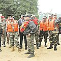 Bakassi: Joint Army Chief Of Staff Visits