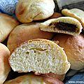 Briochettes et pains au chocolat