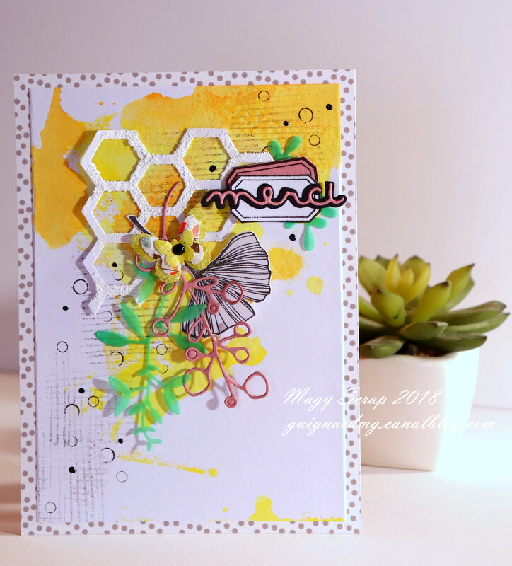 Scrap&Co Le Blog : Défi Sketch de Carte - Avril 2018 ! ...