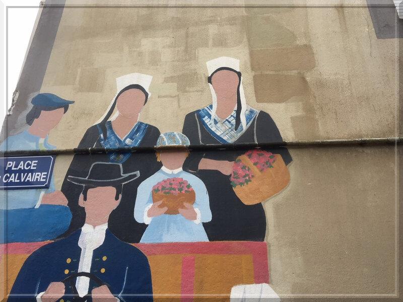 plougastel daoulas street art