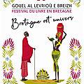 Retour sur le Festival du livre en Bretagne de <b>Carhaix</b> #30