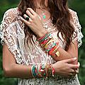 Un beau sac en agneau bubble kary,un bracelet hipanema ou un joli pull des petits hauts ? en vente chez punka à aix-en-provence
