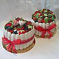 Recette de charlotte aux fraises de régime