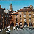 Montauban - place nationale