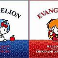 [news digest] fin des hs naruto, bleach entre dans son arc final, collaboration hello kitty & evangelion