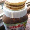 Pancakes à la vanile