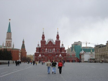 MOSCOU - La place rouge 0407 (2)
