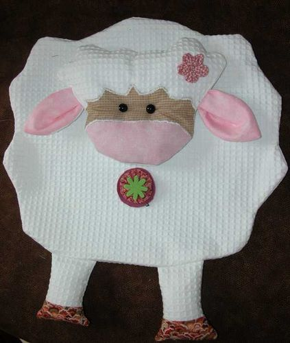 n°69 - Le mouton de Crazypatch