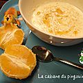 Porridge pour petit dèj confort