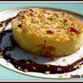 Le bread <b>Pudding</b>*, vous connaissez ? Bread <b>Pudding</b>, a delicious curiosity for us the French