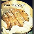 Pain en cocotte