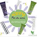 Idée cadeau #FOREVER pour la #FêteDesMères !
