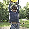 Jamais sans mon gilet! - gilet rory - the restless knitter