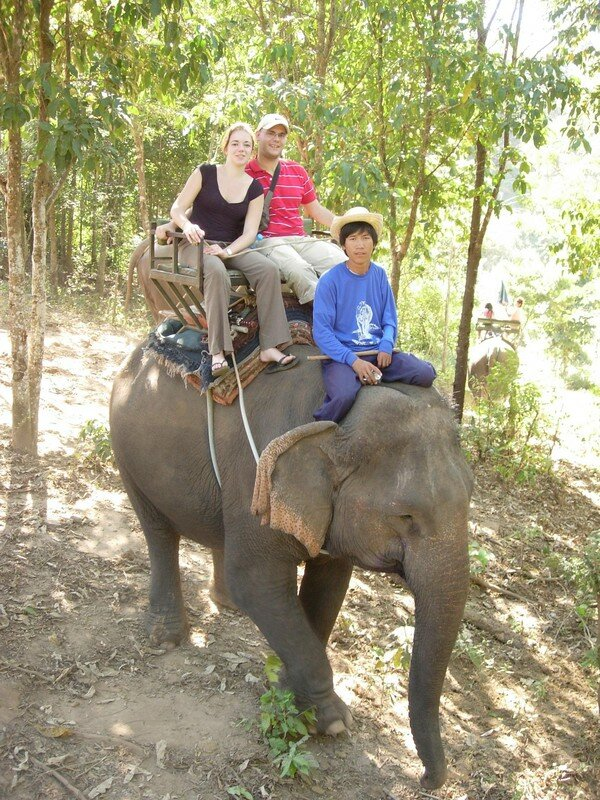 Chiang Mai - Elephant Camp