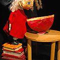 Boucles d'or : spectacle de marionnettes pour les petits loups