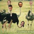 En france : la politique de l'autruche!!