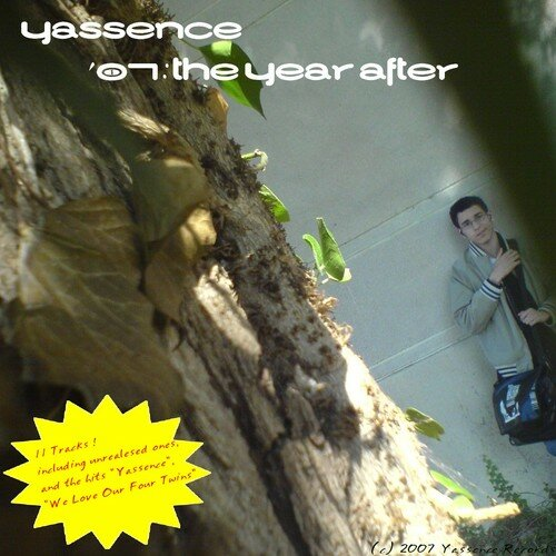 '07 the year after cover
