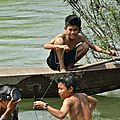 Les <b>4000</b> iles au sud Laos
