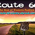 Sur la route 66 debut septembre 2011
