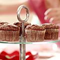 Recette: muffins au chocolat sans lait et sans oeuf