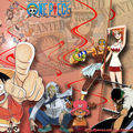 One piece wallpaper 11